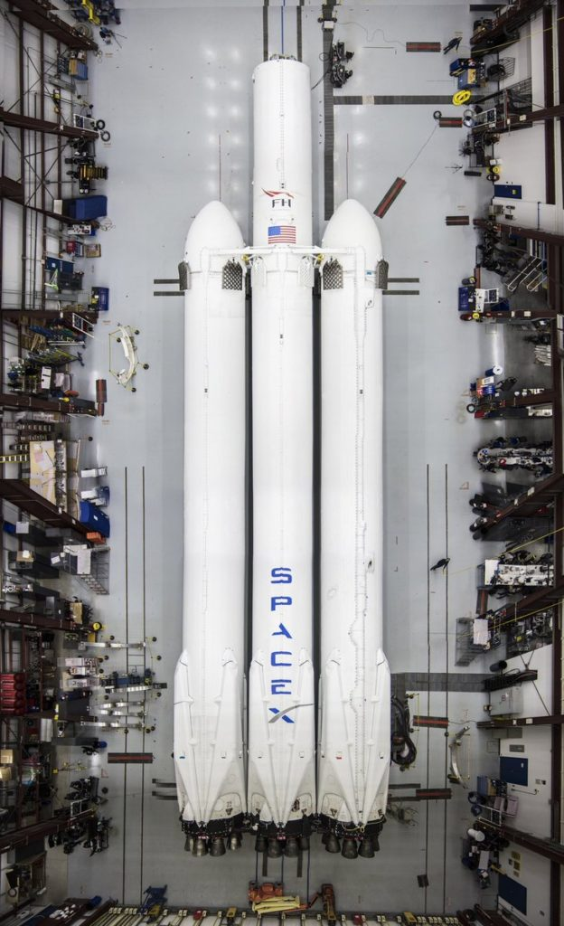 Credit: SpaceX.