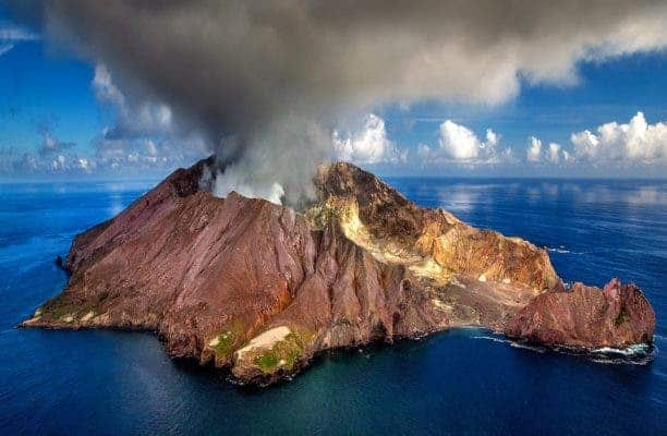 volcano new zealand