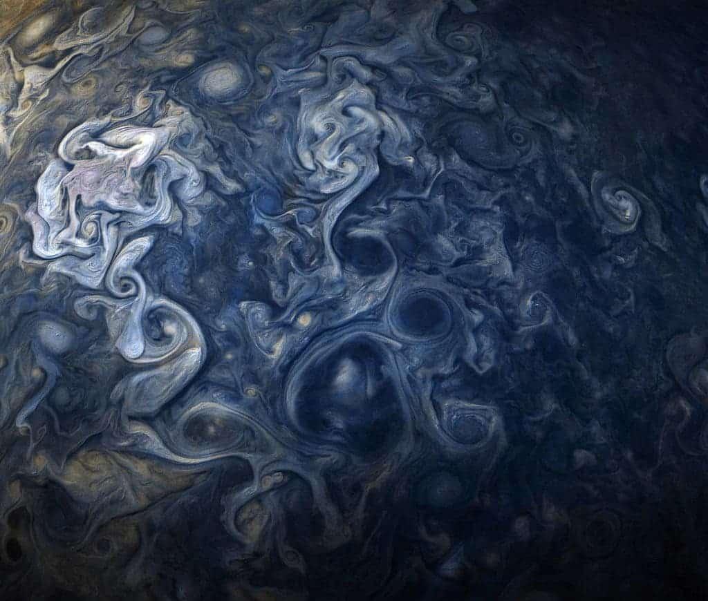 Jupiter Blue.