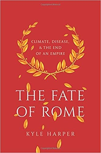 fate of rome book