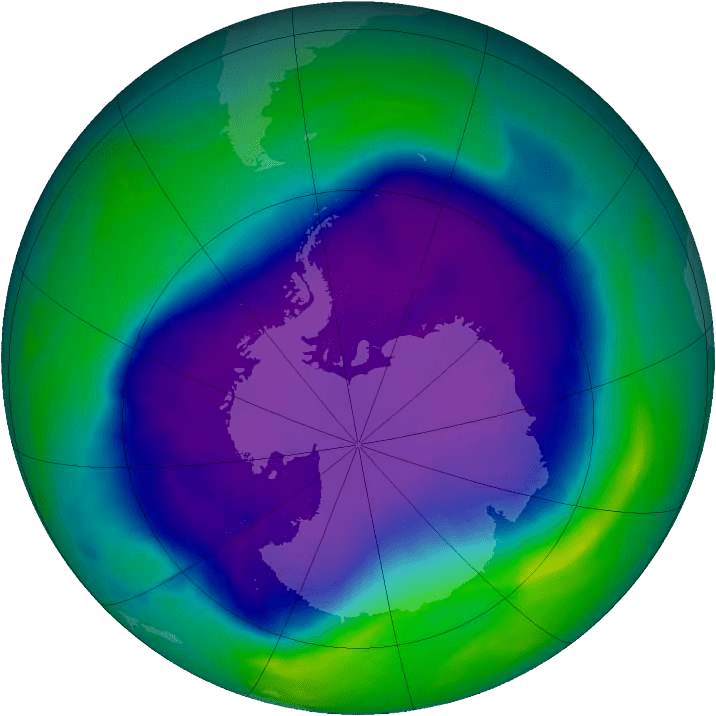 Chemical bans proved to have helped close ozone hole