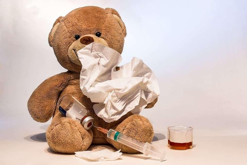 cold vs flu.