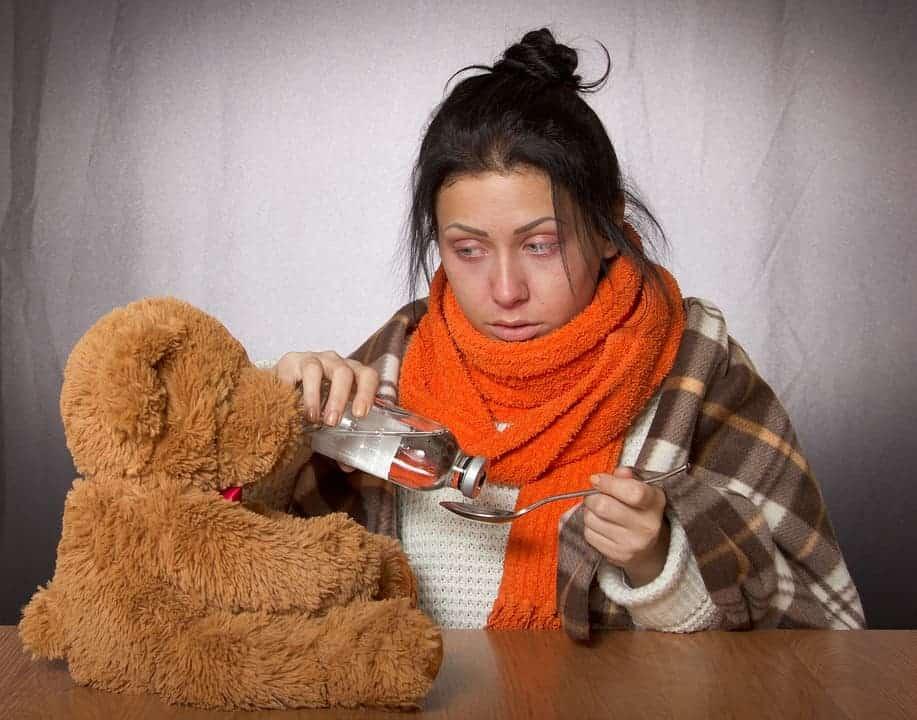 Common cold vs flu