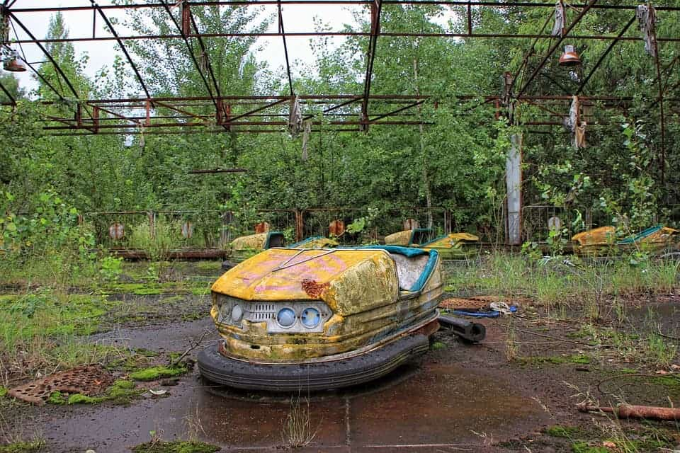 Chernobyl Is Transforming Into A Massive Solar Plant And It 39 S Almost Done
