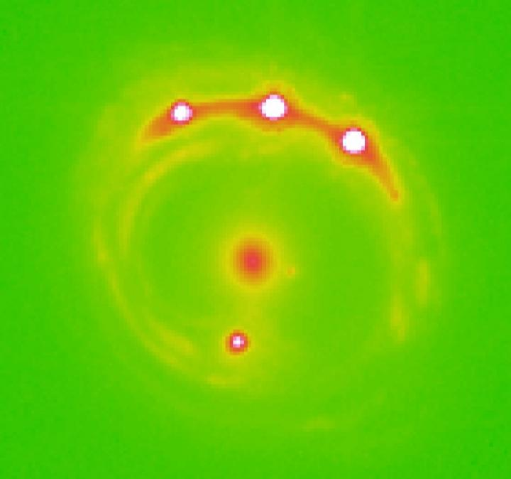 Planets detected outside of Earth's galaxy for first time