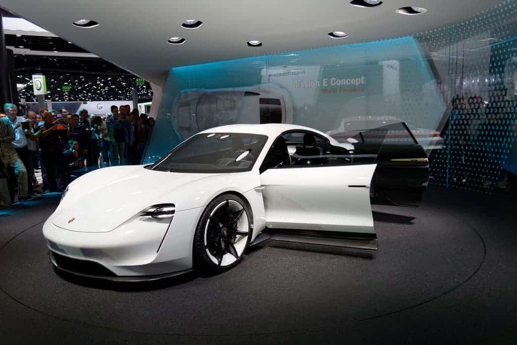 Porsche doubling its electric mobility budget to £5.3bn