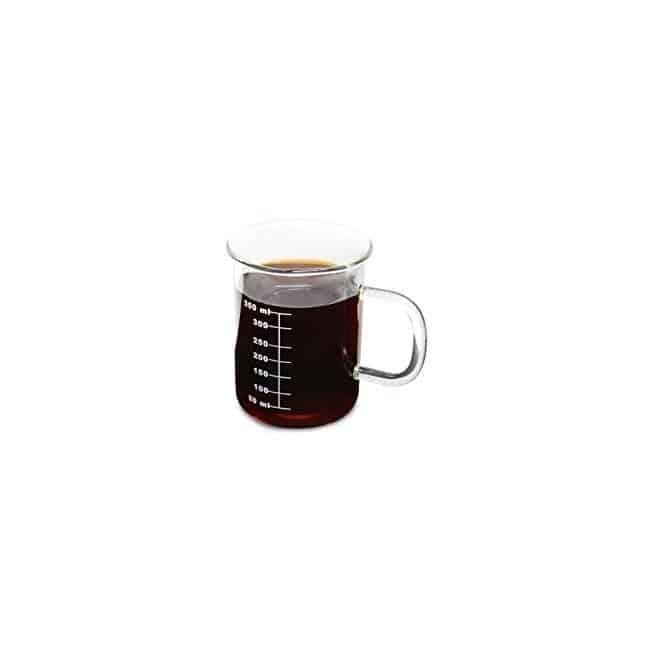 Beaker mug.