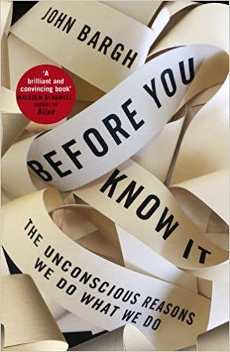 Before you know it book summary