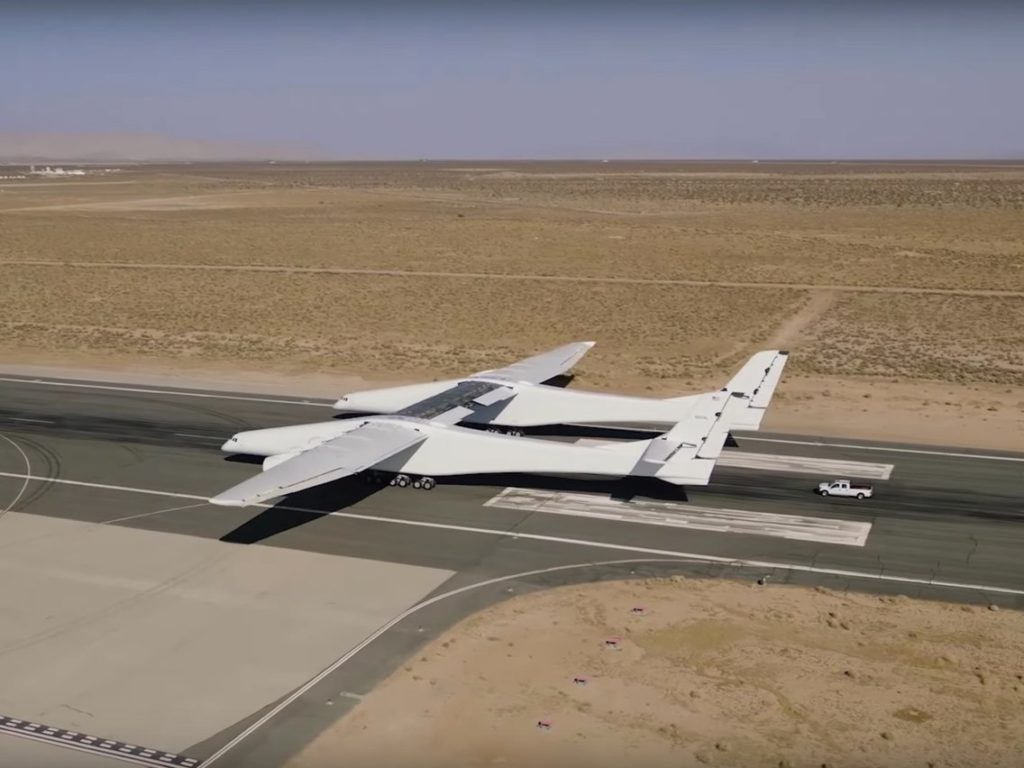 Credit: Stratolaunch.