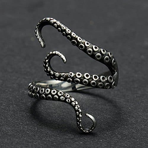 Tentacle ring.