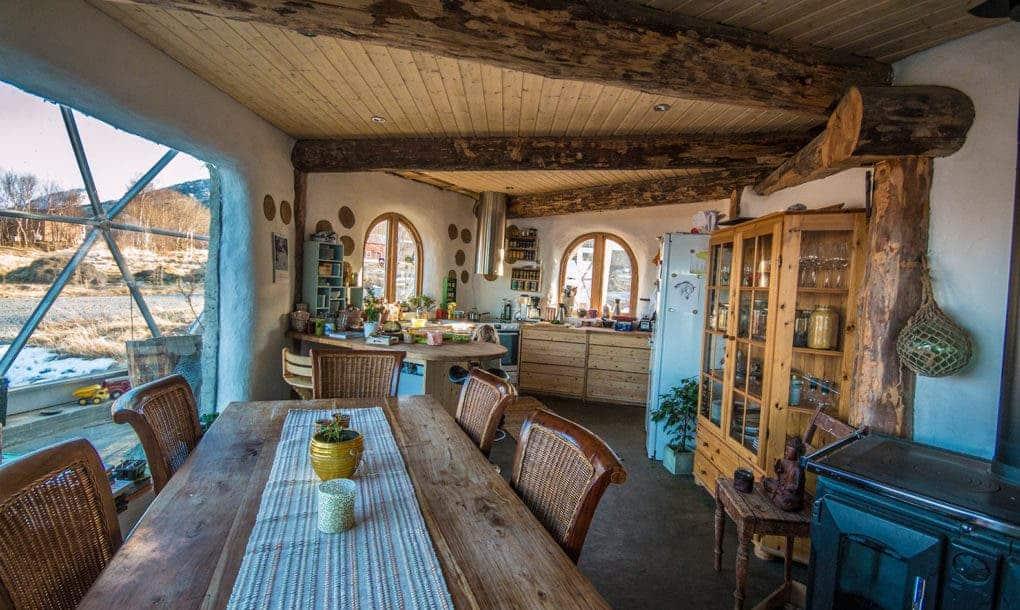 House interior.