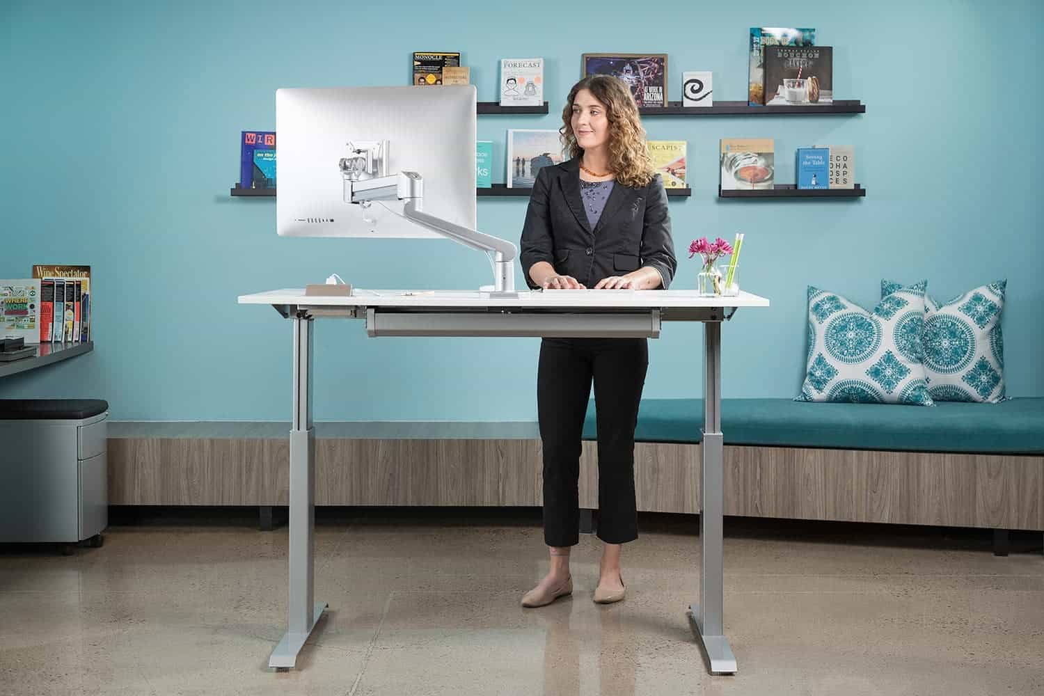 Standing desks may be harmful to your health