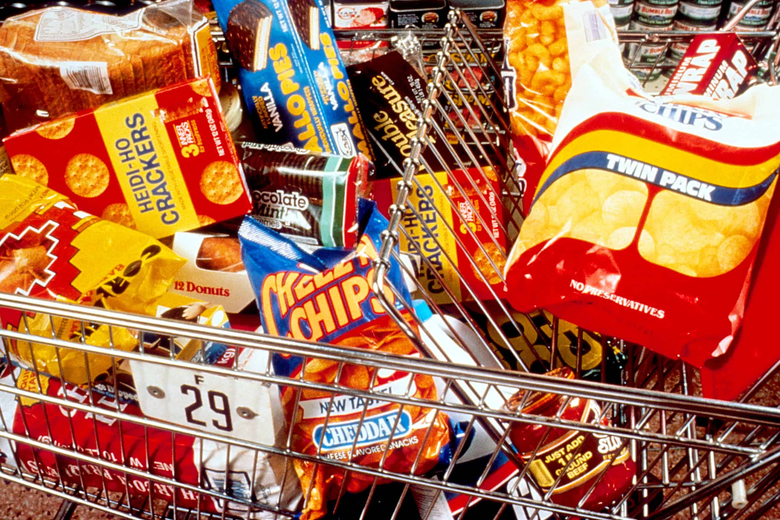 Ultra-processed food may increase risk of cancer