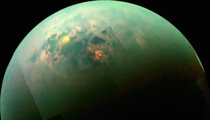Titan composite.