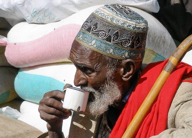 Harar Old Man.