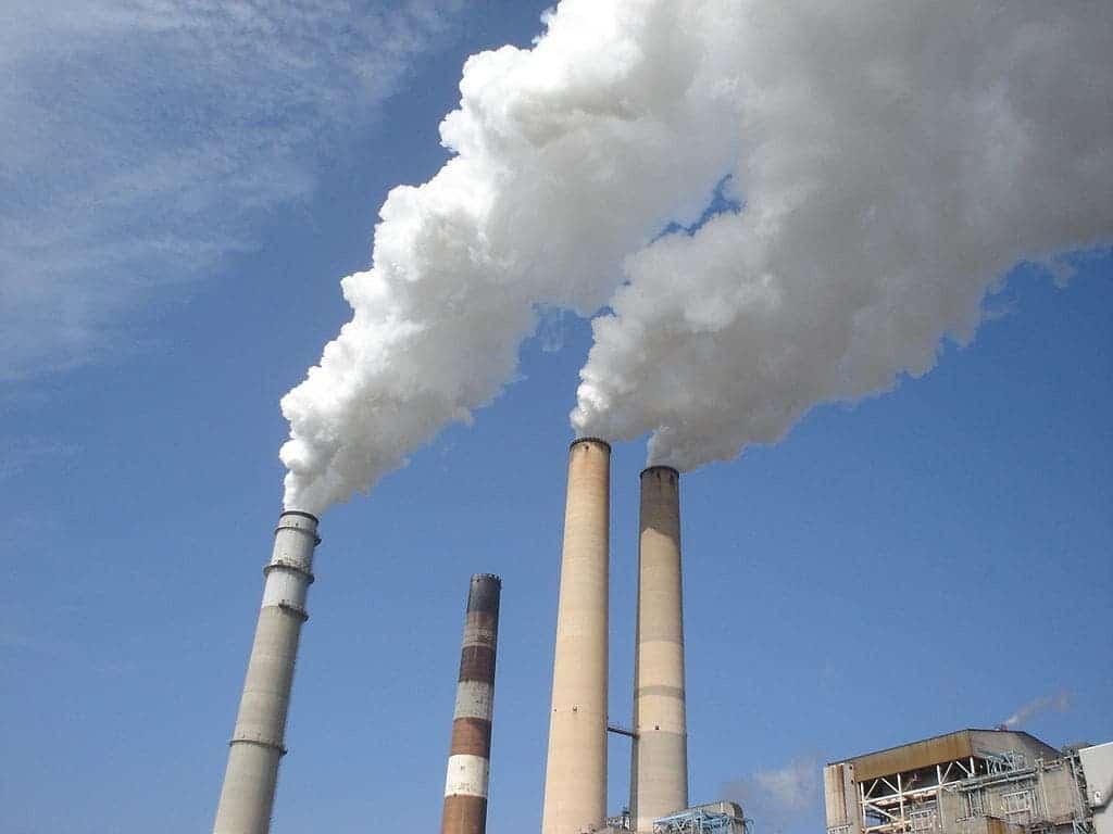 Carbon Dioxide Levels In The Atmosphere Reach New Record