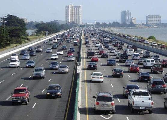 California freeway.
