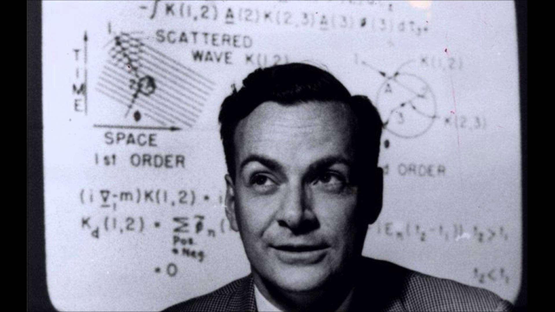 Hasil gambar untuk Richard Feynman