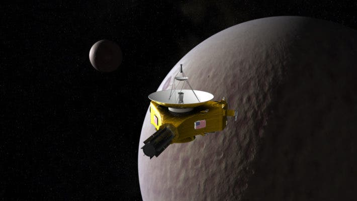 Pluto Flyby.