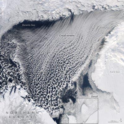 Barents Sea.