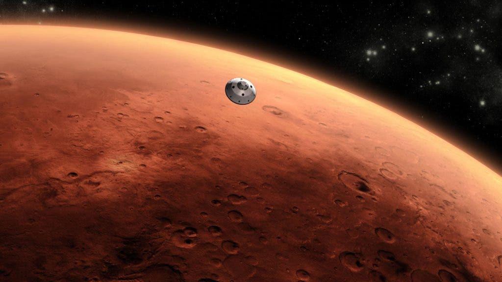 Curiosity Mars.