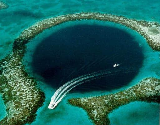 Great Blue Hole.