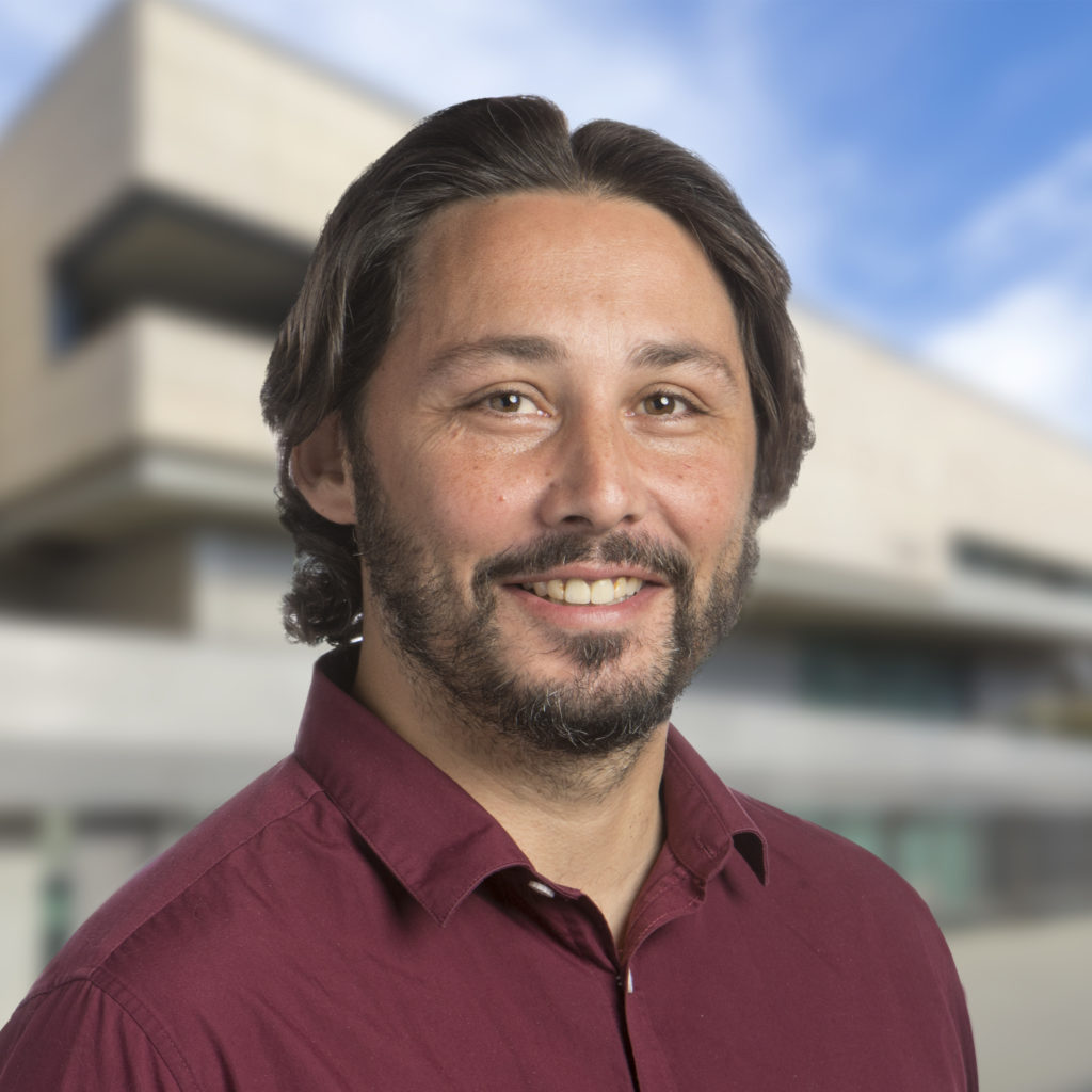 Olivier George, PhD, associate professor at Scripps Research. Credit: Scripps Research.