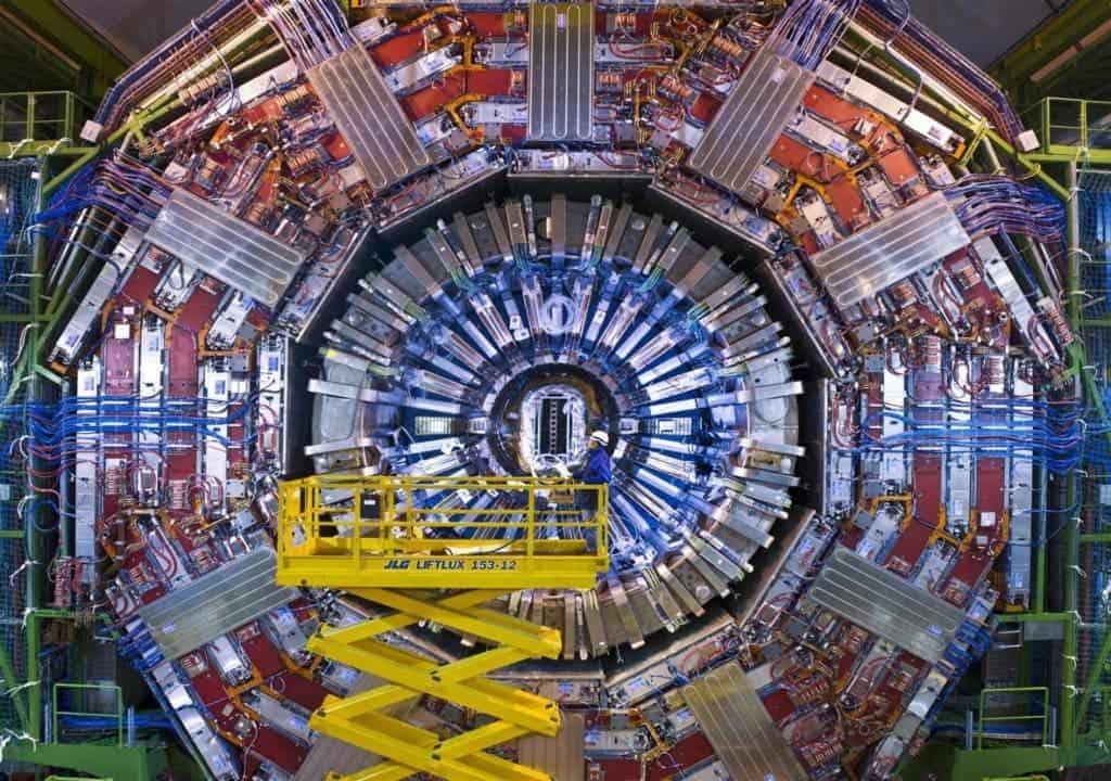 Credit: CERN.