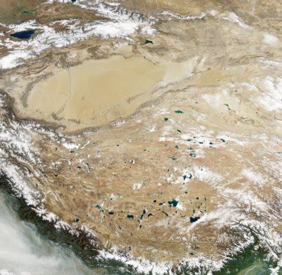 Tibetan Plateau.