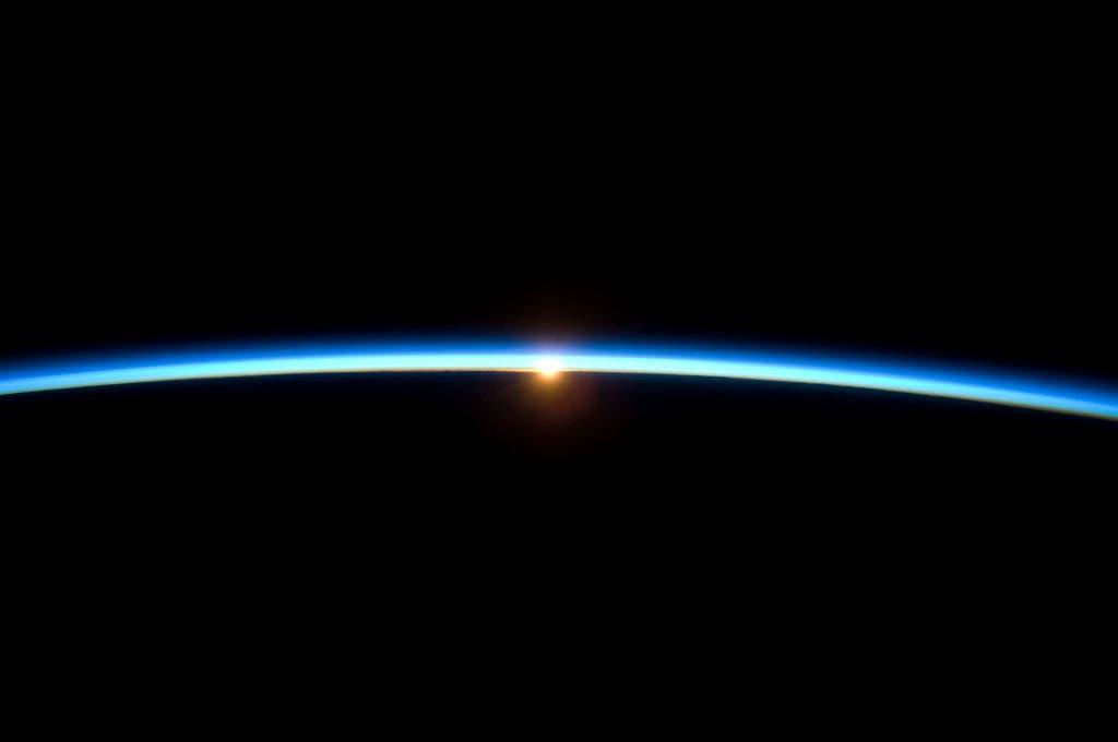 Horizon atmosphere.