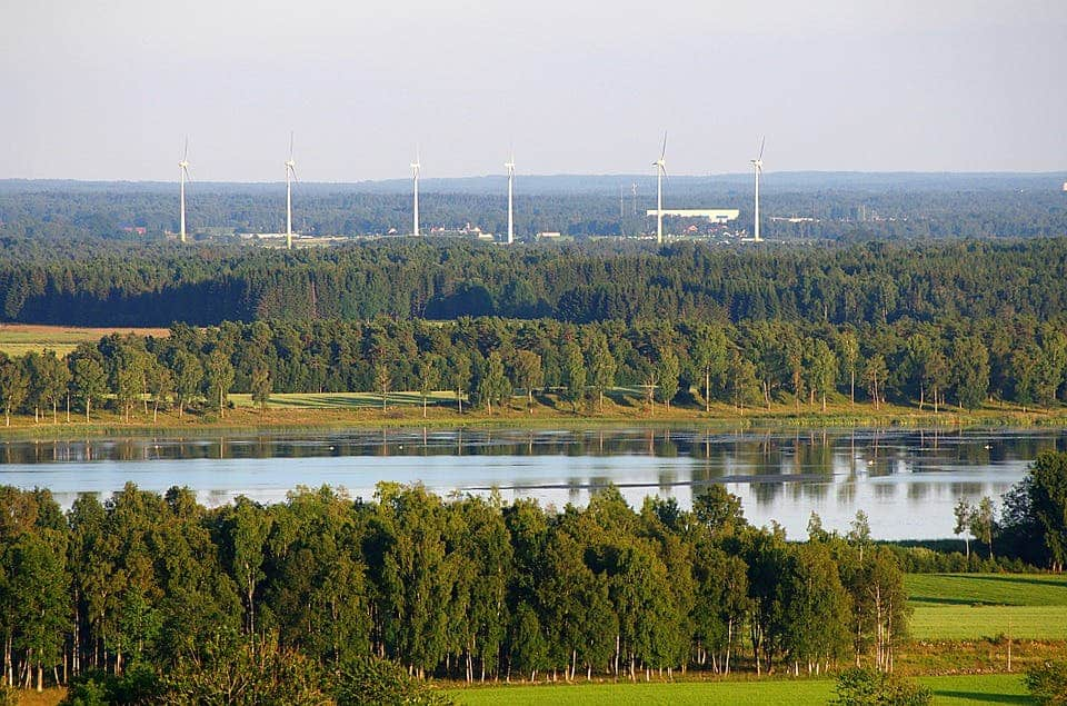 Sweden to reach its 2030 renewable energy target by the end of 2018