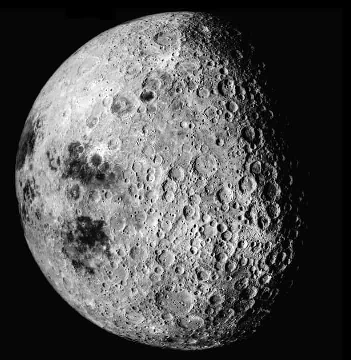 Moon may have been habitable 4 billion years ago
