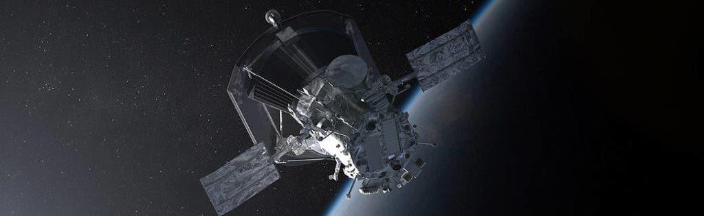 Illustration of the Parker Solar Probe. Credit: NASA.