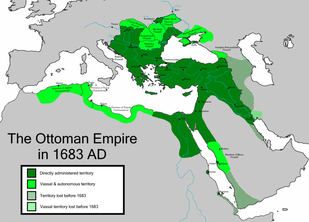 Ottoman Empire.