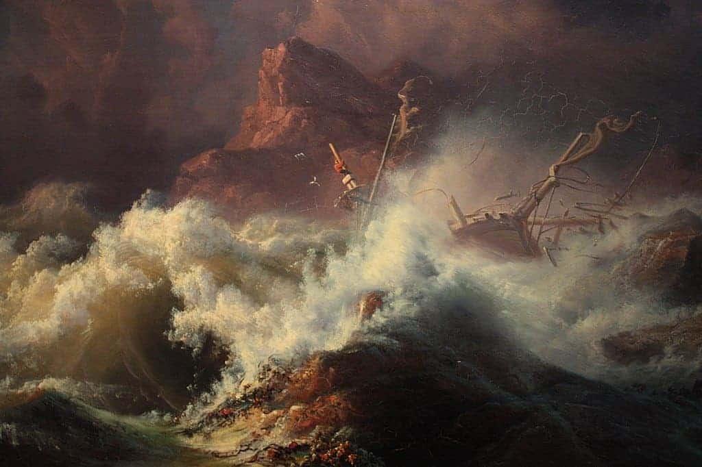 Novel nanocomposite material might prevent shipwrecks from
