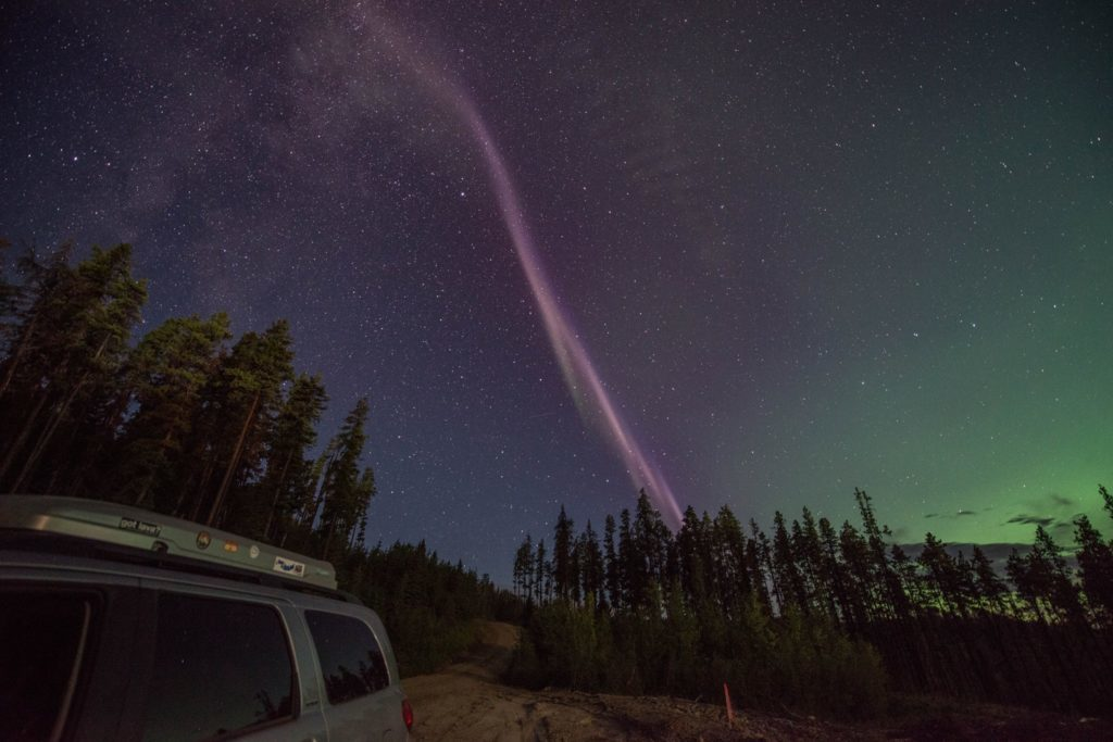 Credit: Catalin Tapardel‎, Alberta Aurora Chasers.