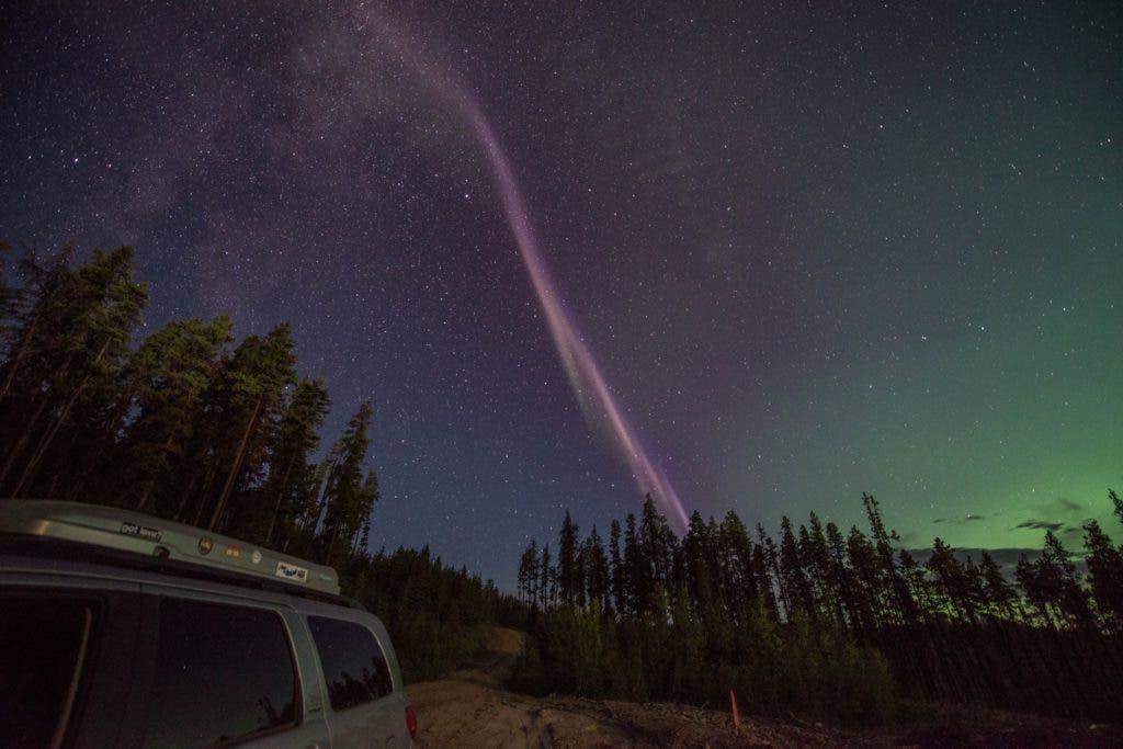 Credit: Catalin Tapardel, Alberta Aurora Chasers.