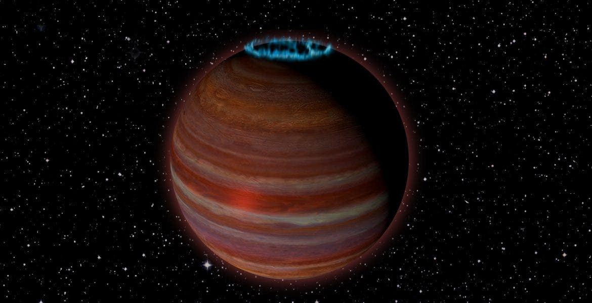 Astronomers Discover Incredible Magnetism in Rogue Planet - NOVA Next