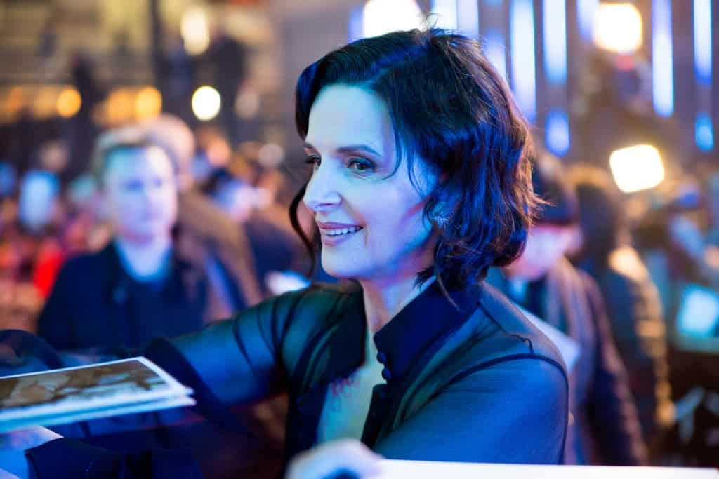 French actress Juliette Binoche was one of the high-profile, outspoken signatories of the open letter. Credit: Flickr, Dick Thomas Johnson.