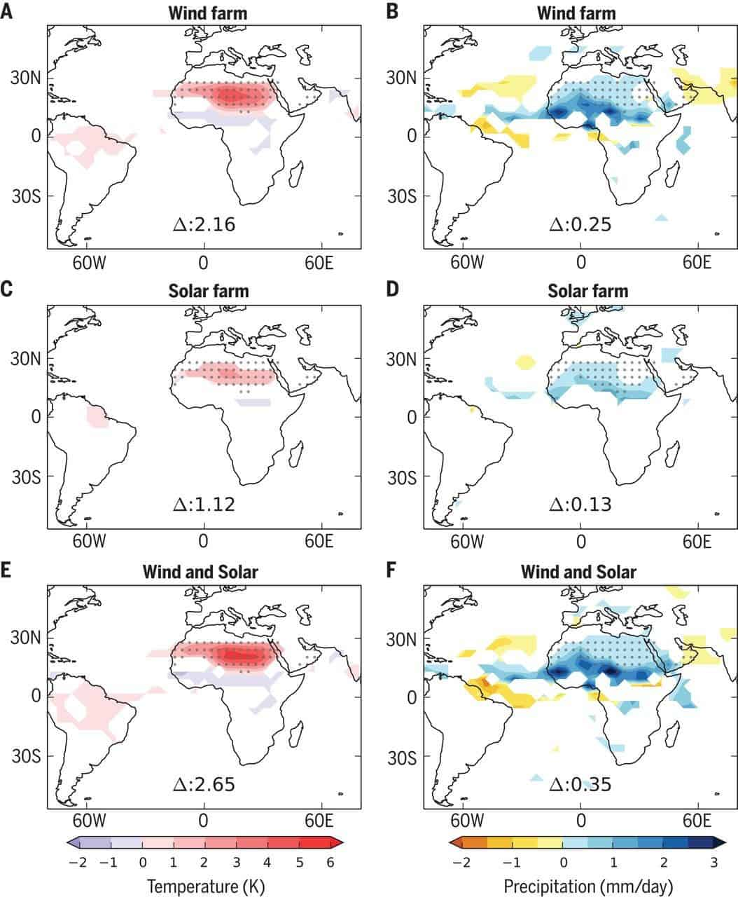 Large-scale wind and solar power 'could green the Sahara'