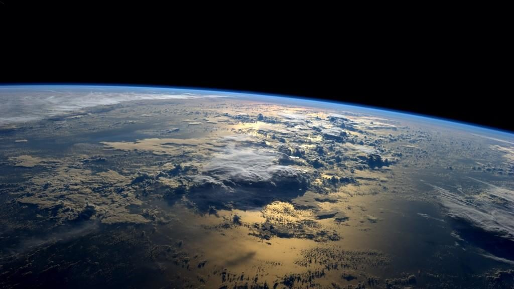 An astronaut's view from space. Credit: NASA.