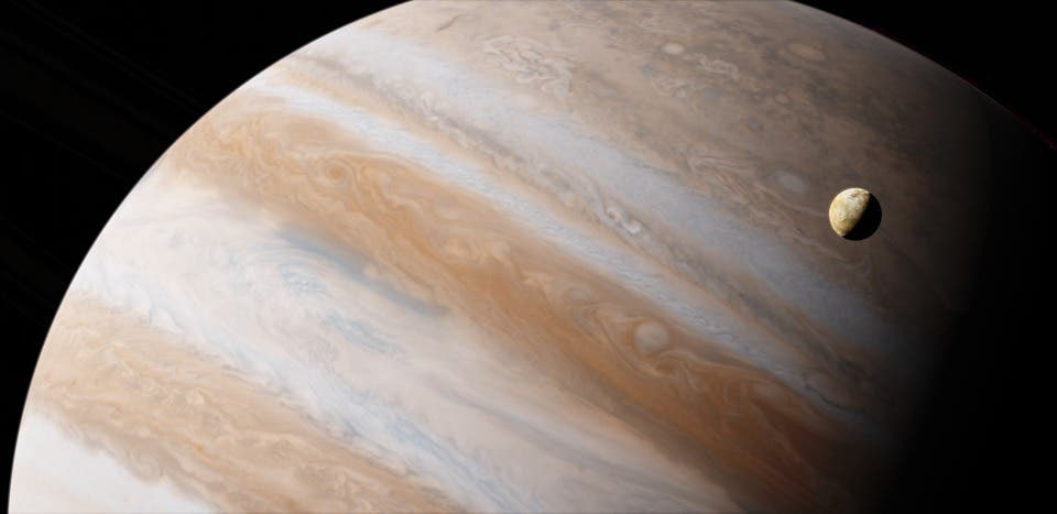Jupiter, Io.