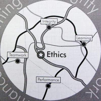 Ethics.