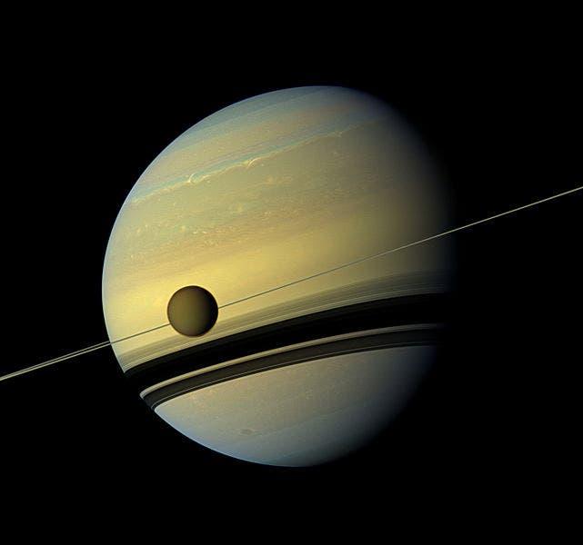 Saturn.