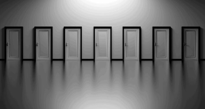 Doors choices.