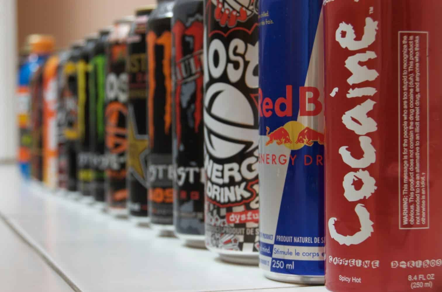 Consumption of energy drink may disrupt vascular function