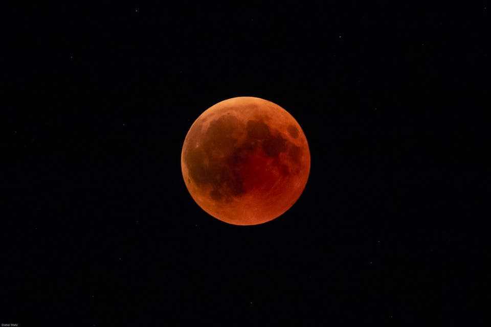 Blood Moon.