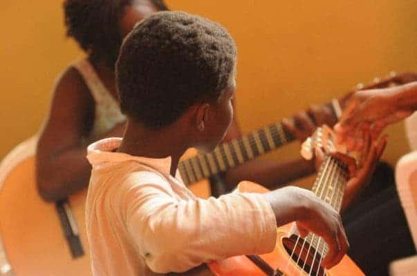 autism and music children