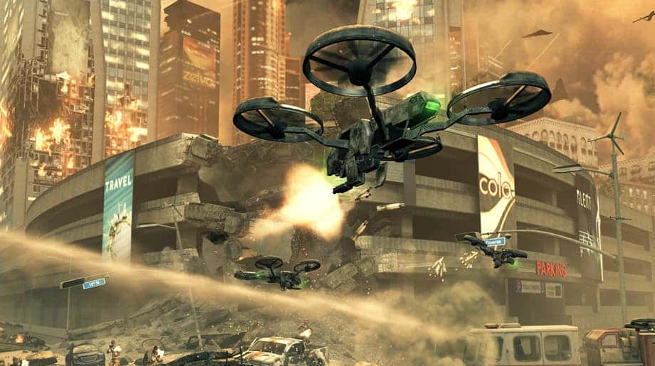 Call of Duty drones.