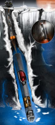 Tunneling bot.